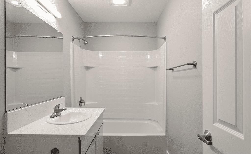 The Circle Apartments Bathroom