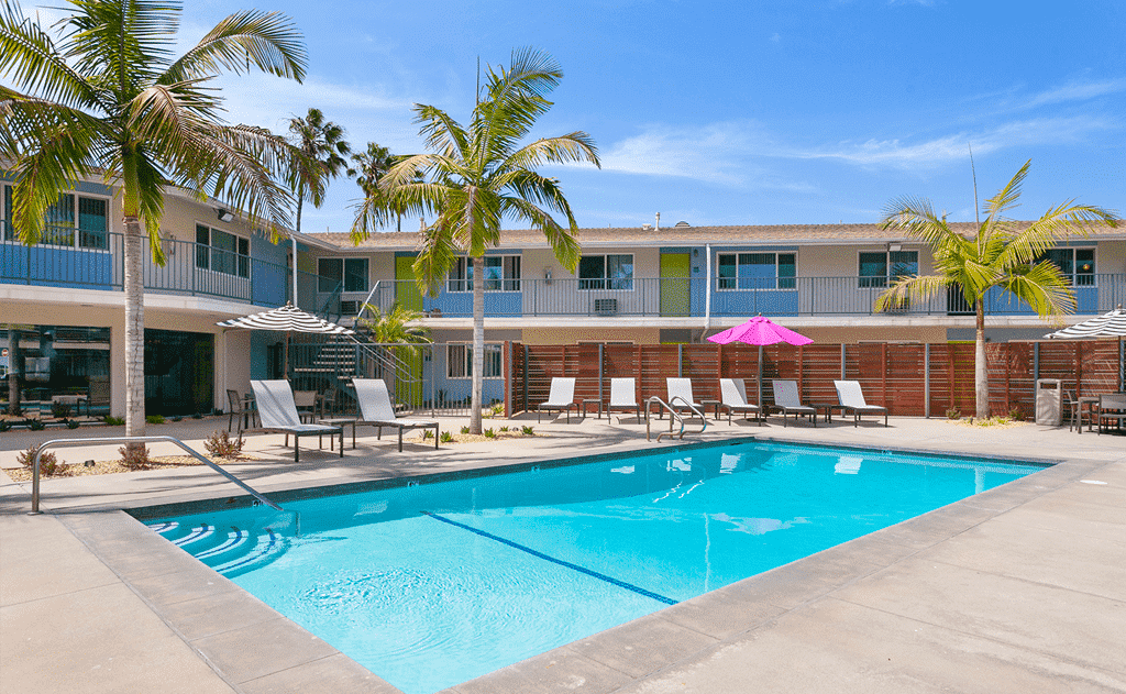 The Circle Apartments Pool